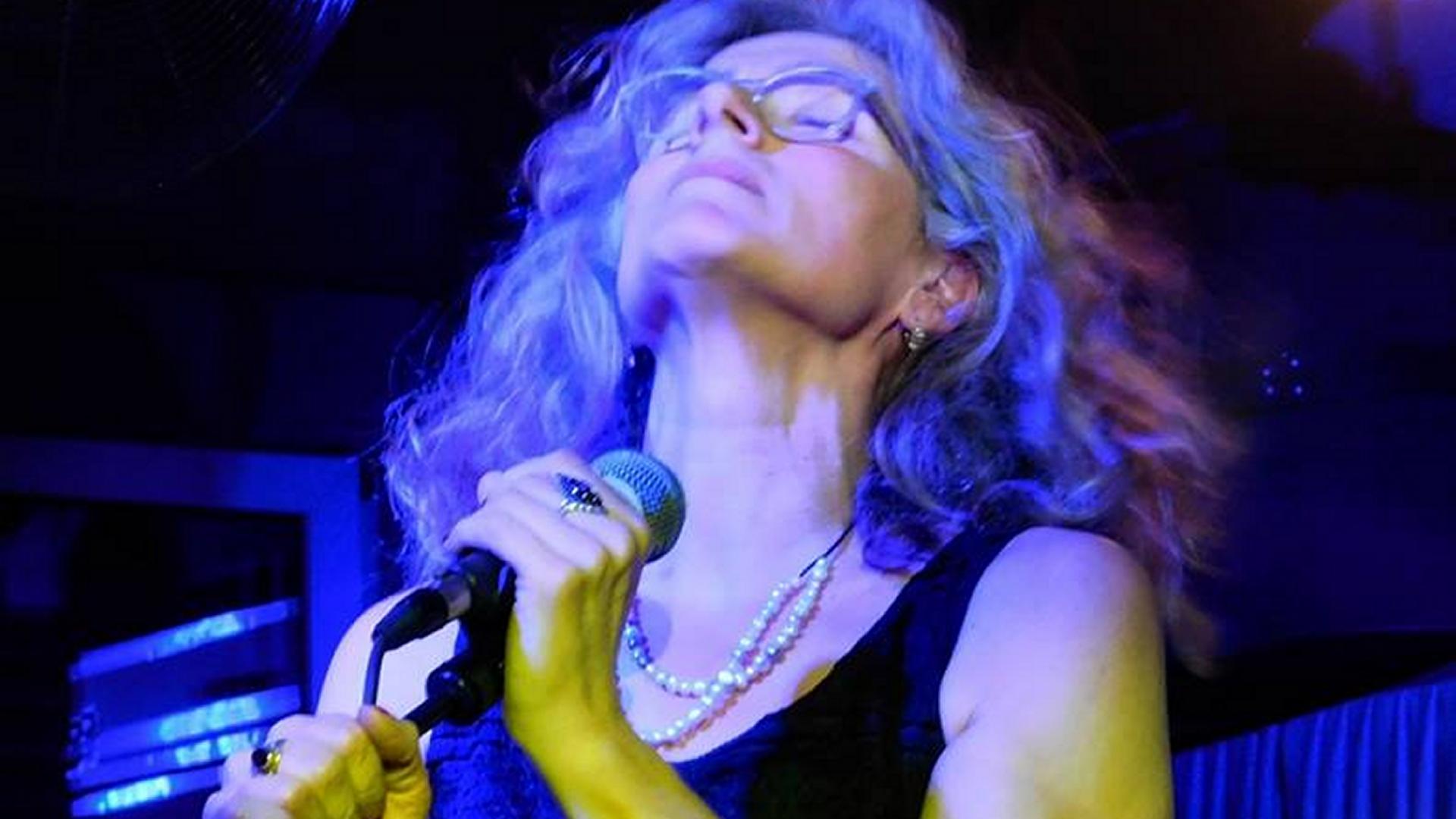 Andrea Timm und Band