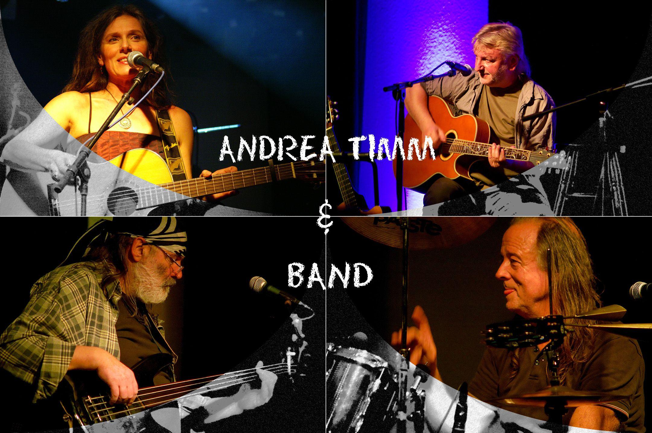 Pressefoto Andrea Timm & Band 2010