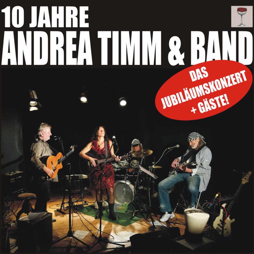 Andrea Timm und Band Jazzclub Schlot Berlin