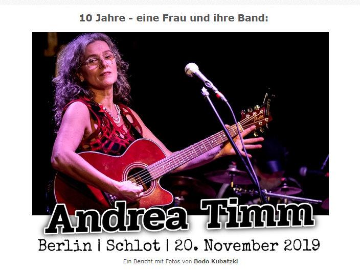 Schlot, 20.11.2019, Bild Bodo Kubatzki - Screenshot deutsche-mugge.de