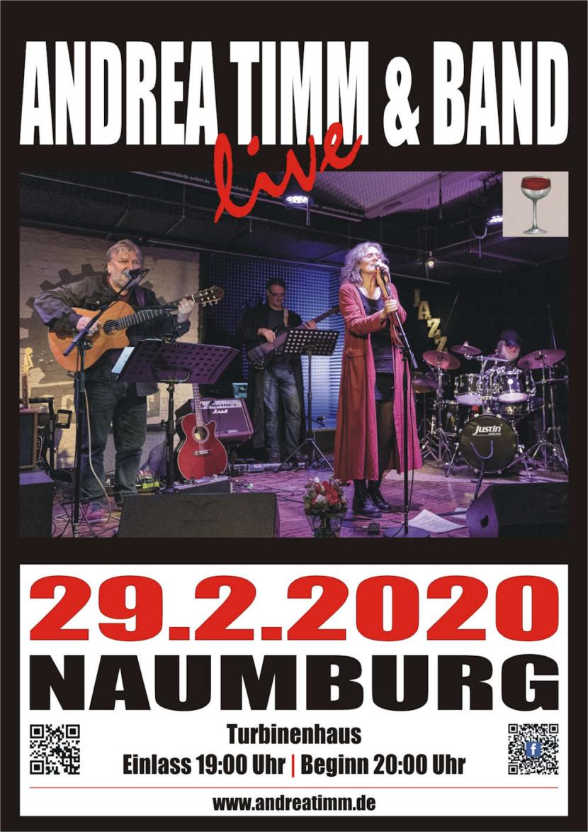 Konzert Naumburg Turbinenhaus
